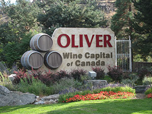 Oliver is known as the wine capital of Canada, with so much to see and do in and around Oliver!