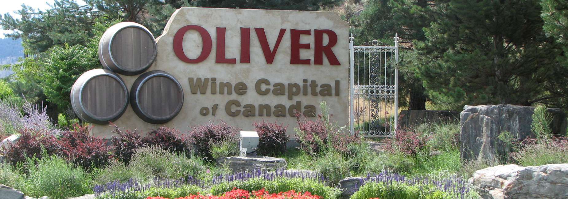 Oliver is known as the Wine Capital of Canada and offers several wineries where you can sample the various wines produced by each of those locations.